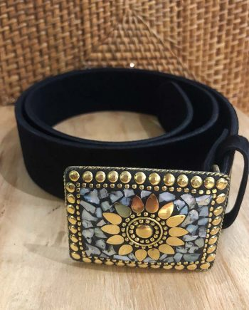 Mother of Pearl Belt