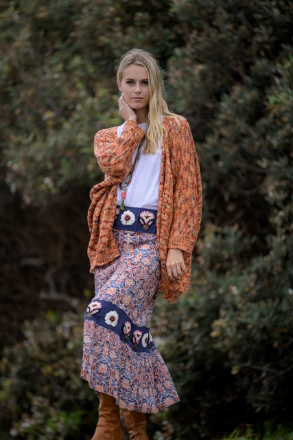 Clara Skirt _ Cienna Designs