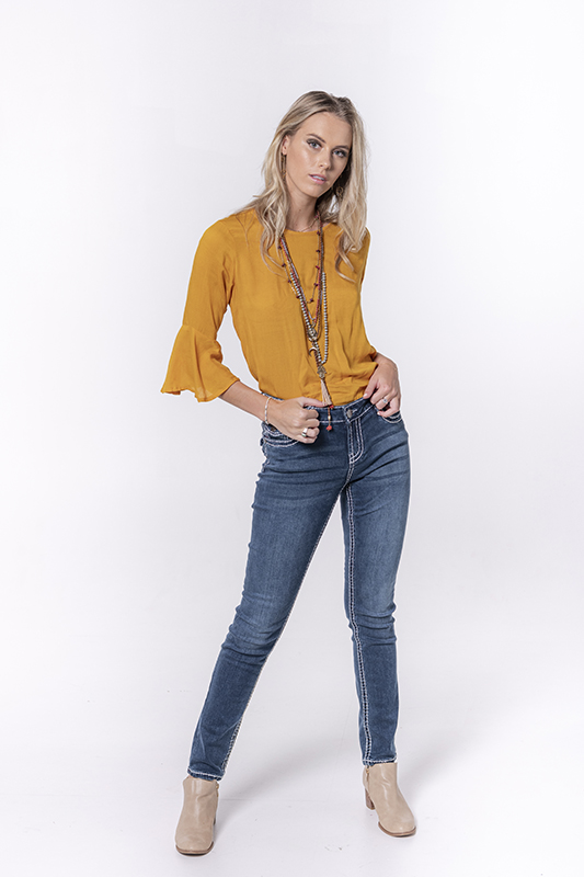 New London Chelsey Jeans