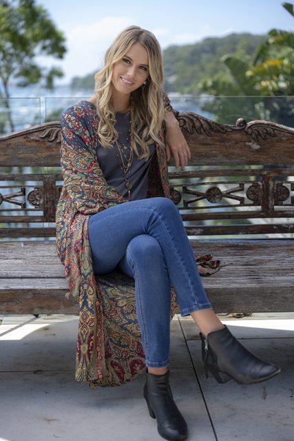 Tania Kimono