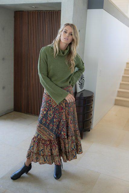 Tania Skirt