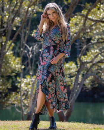 Ciara Dress Black