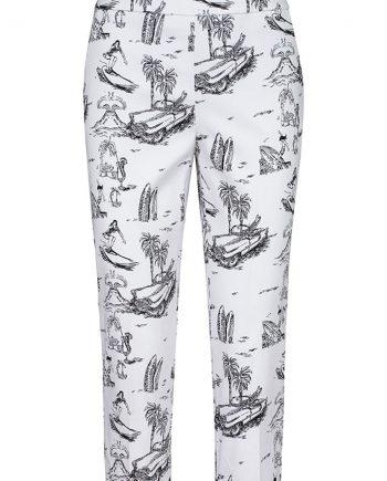 Coconut Capri Pants