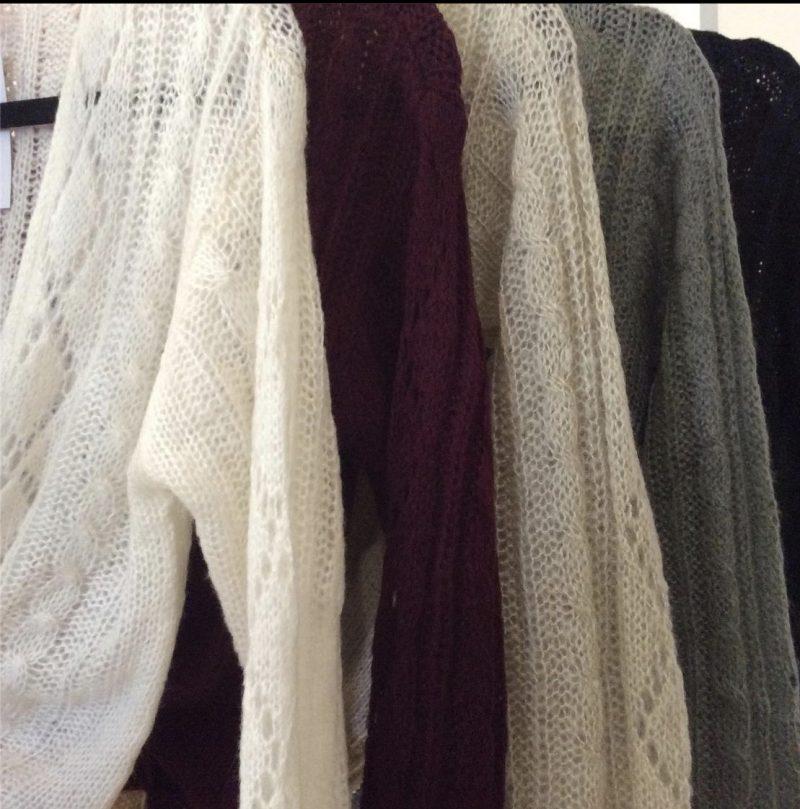 knit tie top