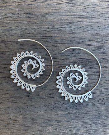 Boho Snail Earrings