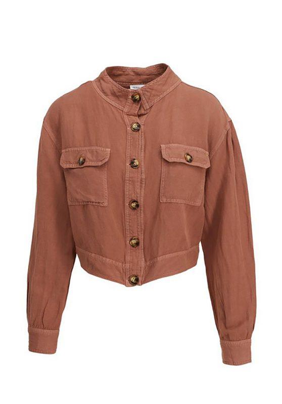 Gazelle crop jacket