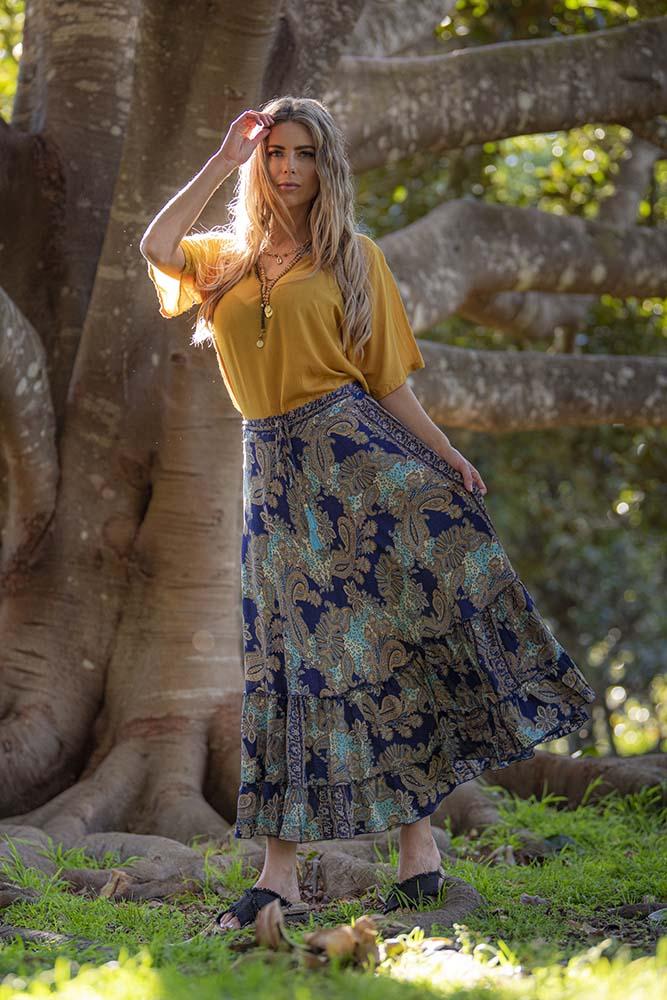 Mahala Maxi Skirt