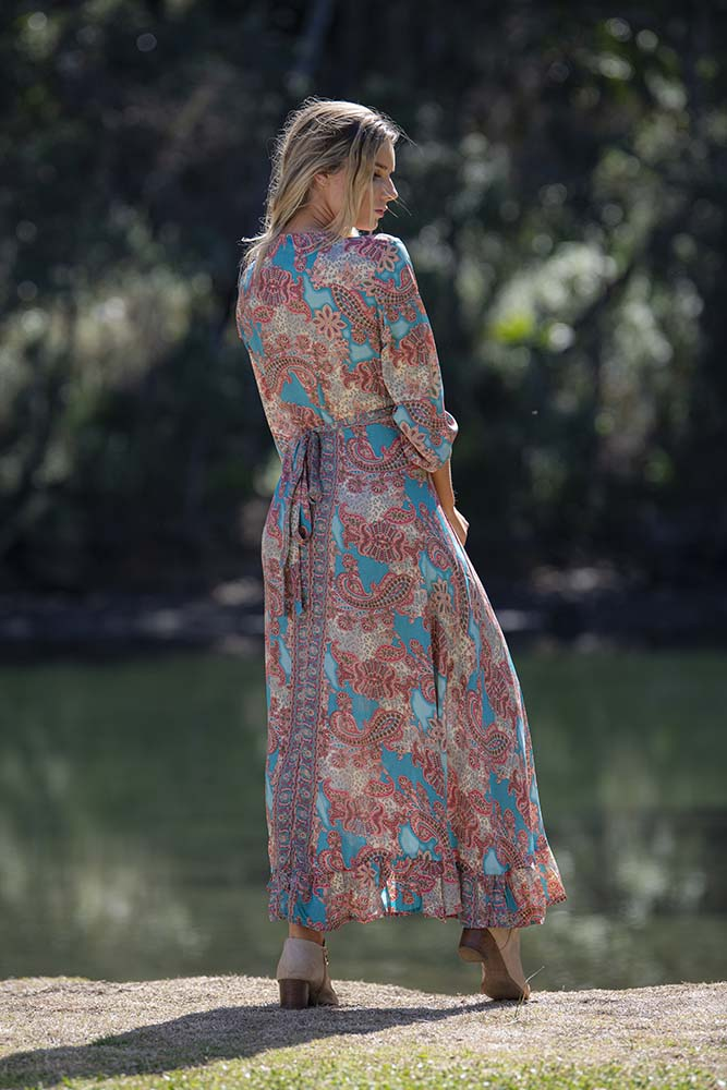 Mahala Dress Blush
