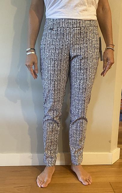 straight leg pant static